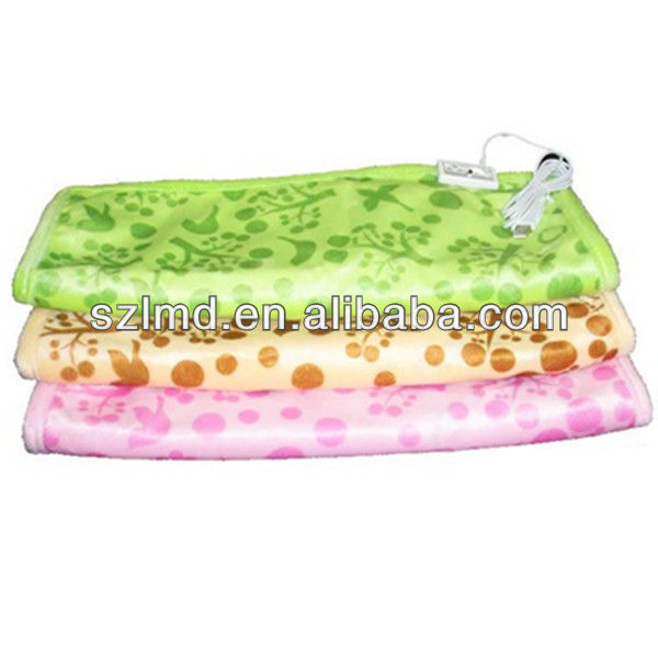 Portable Thermal USB electric heated blankets for home & office