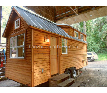 top quality wood prefab building tiny houses for sale