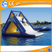 Hot selling giant inflatable water park / aqua park / water park equipment