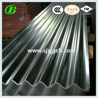 Galvanized Roofing Sheet of Corrugated Plate for Workshop