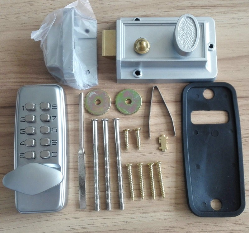 OSPON Mechanical Keyless code door lock Digital lock OS38D