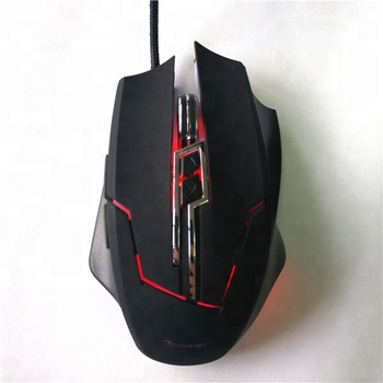 Computer Accessories Gaming Wired Optical Computer Mouse With LED Light GM-170