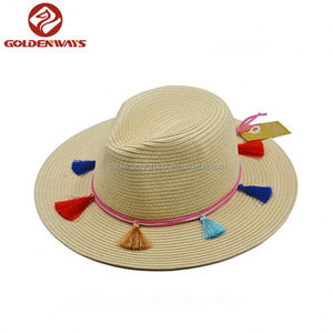 Custom Fashion Women s Summer Beach Foldable Adjustable Letter Embroidery  Panama Floppy Wide Brim Sunbonnet Straw Hat 7d39b1502d47
