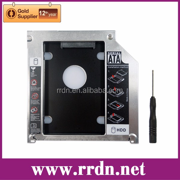 9.5mm 2nd SSD/Hard Disk Drive Caddy,TITH16B