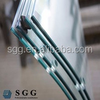 Flat Curved Bend Tempered Glass 3