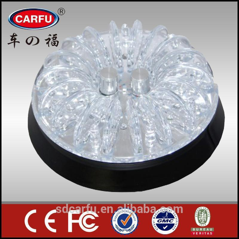 New design car auto flash interior atmosphere lights floor decoration lamp with CE certificate