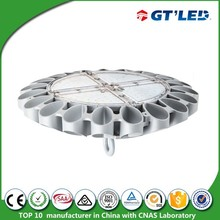 Meanwell driver industrial hanging UFO high bay/workshop LED light