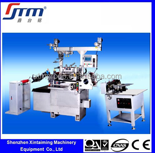 Mass Production Line Type Automatic Smartphone Screen Protector Cutting Machine