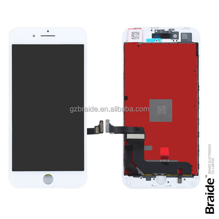 New Arrival LCD For iPhone 8 Plus Screen with Digitizer Assembly,Original LCD OEM/Grade AAA for iPhone 8 plus touch screen
