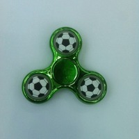 Creative Football Finger Spinner ADHD Stress Relief Fidget Hand Spinner For Gift
