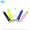 100% authentic e cigarette starter kit vape Variable Voltage Battery 510 thread vape pen battery
