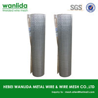Anping factory galvanized welded wire mesh size chart ( SGS )