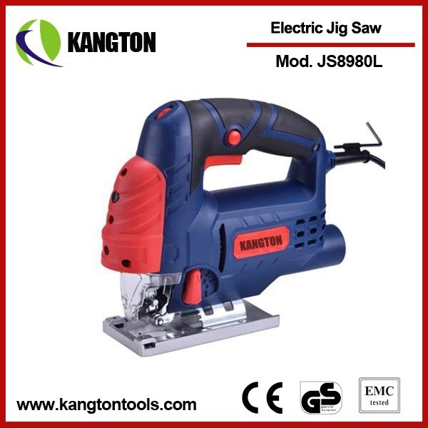 800W 80mm Woodworking Jig Saw with Laser
