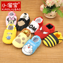 Alibaba wholesale hot New fashion baby Cartoon shoes soft sole spring shoes mary jane shoes