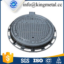Vented en124 ductile iron hinged manhole cover