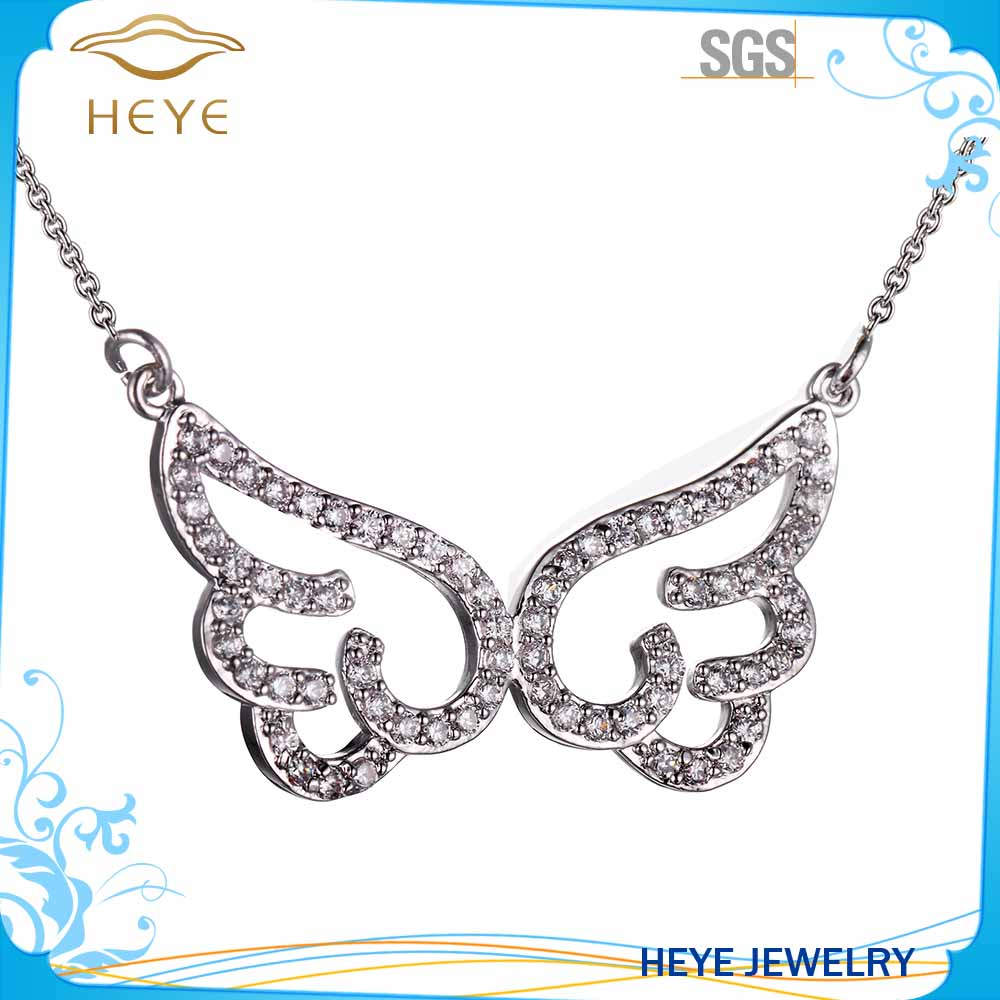Popular couples crystal charms brass jewelry pendant charm