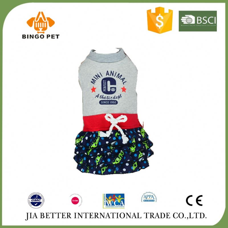 Cheap spring lovable dogs dog clothes