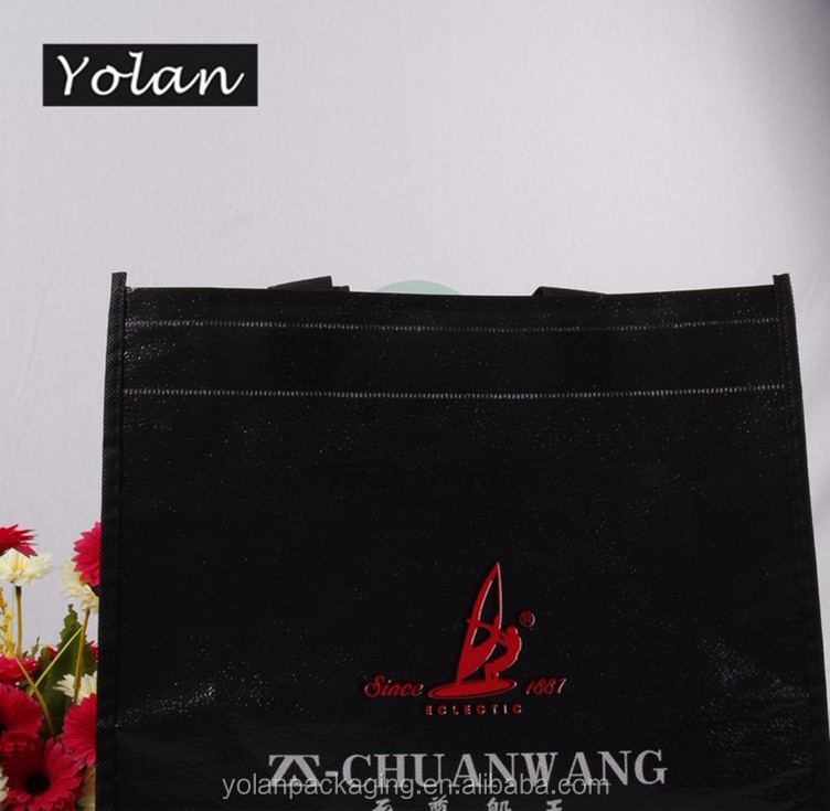 Top quality non woven bag non woven carry bag non woven shopping bag manufacturer