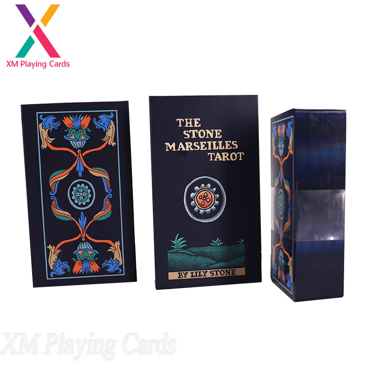 Custom Printing Deck Of Tarot Cards  Paper Cards