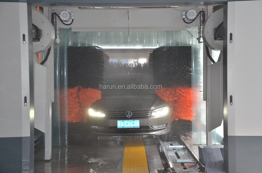 Soft Touch Vehicle Wash/Car Wash Machine