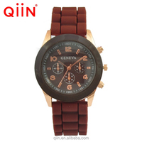 QD0143 China Manufacturer silicone 2013 festina women stainless steel watch
