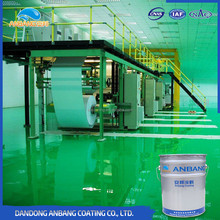 AB-DP-300M factory self-leveling epoxy paint floor
