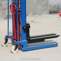 hand manual forklift truck for sales cheap
