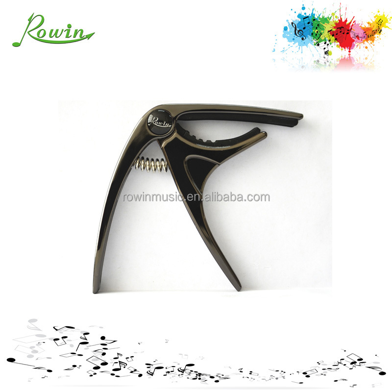 Zinc Alloy guitar capo LC-18 for electric guitar