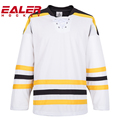 100% polyester quick dry fabric tackle twill hockey jerseys wholesale blank hockey jersey