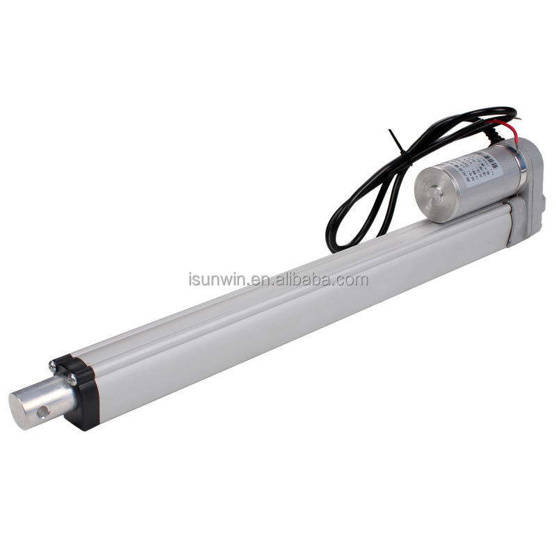 Wholesale low noise electric linear actuator 12v dc motor for Waterproof dc motor 12v