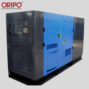 Supply electric power soundproof 140kva silent diesel genset for Cummins diesel engine