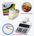 "2ply 3ply 76x76mm MACHINE TILL CREDIT CARD,PDQ THERMAL PAPER ROLLS CASH REGISTER RECEIPT 3"" rolls paper"