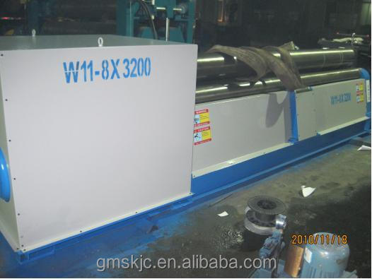<strong>W11</strong>-8X3200 Nantong <strong>Rolling</strong> Machinery, Plate Roller Bending <strong>Machine</strong>, steel plate roller bending <strong>machine</strong>