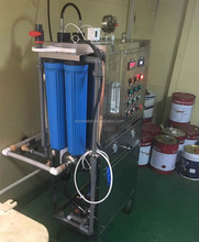 Seawater Desalination Plant with VONTRON Membrane Sea Water Filter Desalting Machine For Making Drinking Water For Boats