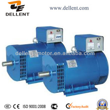 Single phase ac synchronous magnetic motor electric generator