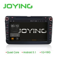 "Pure android 5.1 system Quad core 8"" Touch button Car Autoradio Car DVD GPS electronic for VW with OBD Canbus"