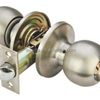 Kwikset Keyways Tubular Round Door Knob
