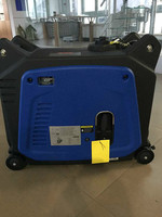 Rated power 2300w digital inverter mini electric generator price