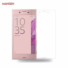 Fit Cover HD Screen Protective Tempered Glass For Sony Xperia XZ XZS Z Ultra XL39H Z1 Z2