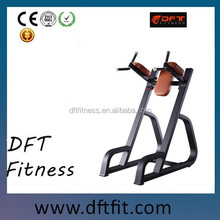 DFT-647 hot Vertical Knees UP/Dip, professional machine for gym with very cheap machines