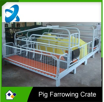 used farrowing crate