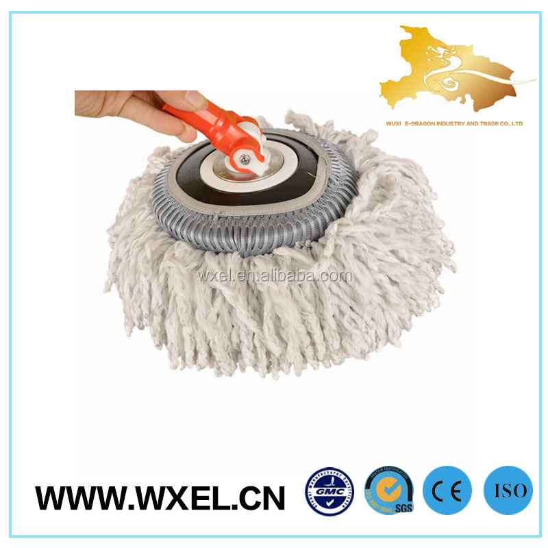 creative design polyester spin and go mop singapore
