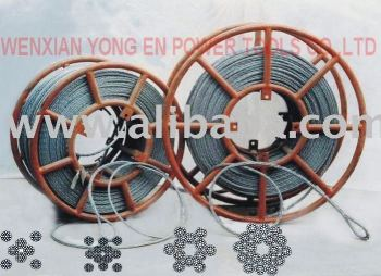 Special anti-twisting steel wire rope