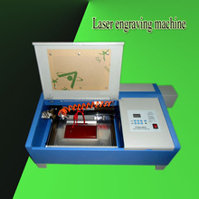 40w High precision 300*200mm mini laser engraving machine