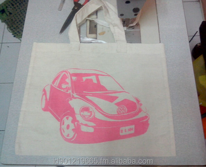 New Bettle - Canvas Tote Bag