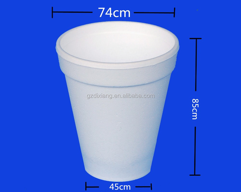 6oz 8oz 12oz 16oz disposable PS foam beverage cup
