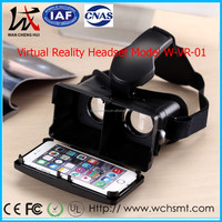 VR Glass 3D Camera Box 2 Version Virtual Reality 3D Glasses For Smartphones