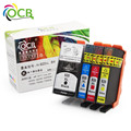 Ocbestjet 4 Pieces For HP 920XL Compatible Ink Cartridge For HP Officejet 6000 6500 6500 Wireless 6500A 7000 7500 7500A Printer