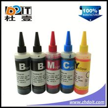 Hot sales in Colombia! reactive Dye ink Pigment ink for canon Ip 7240