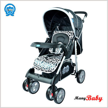 deluxe comfortable baby doll strollers